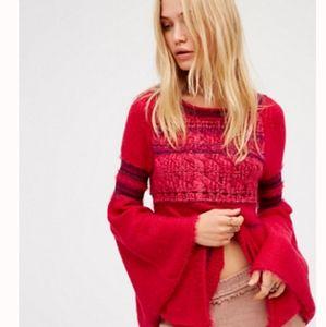 Free People Craft Sweater L